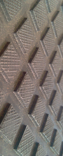 Diamond Patterned Matting4